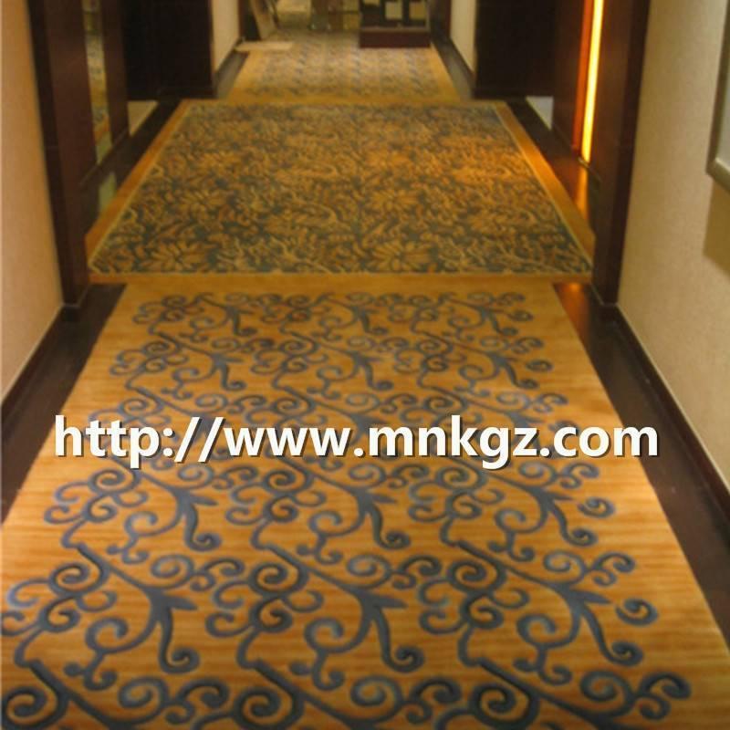 阿克明满铺毯工程项目走道毯