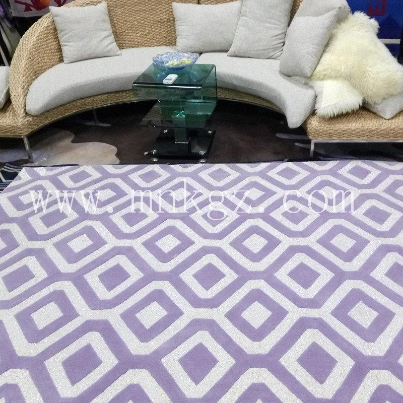 手工定制地毯