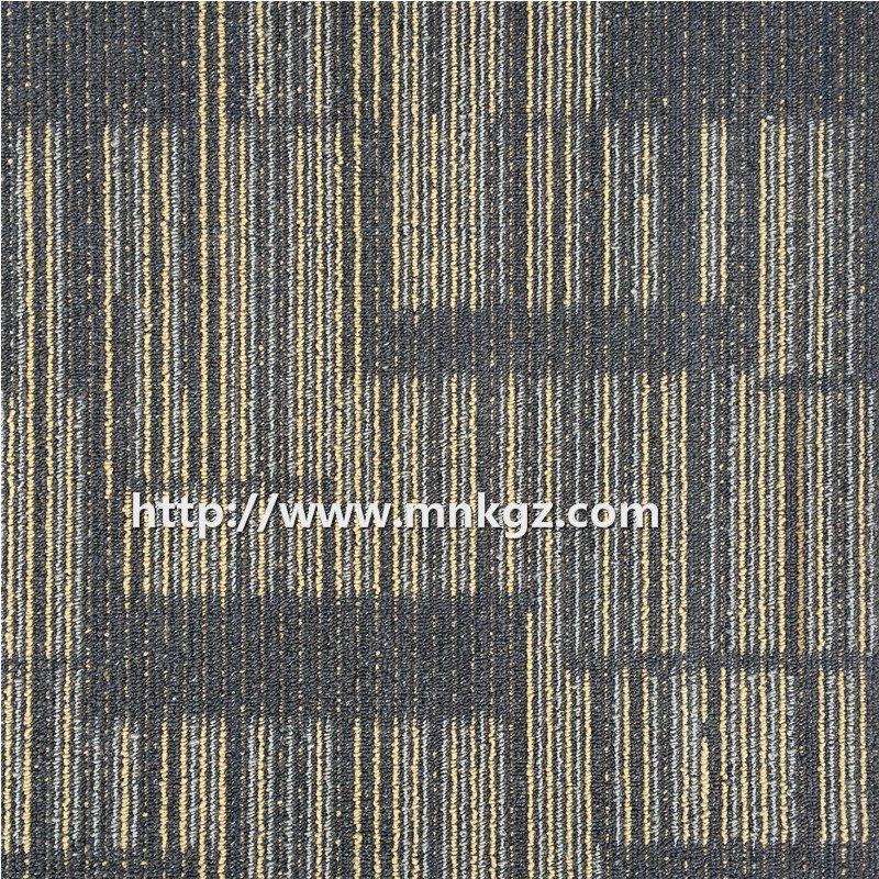 防火办公室用毯100%尼龙方块毯