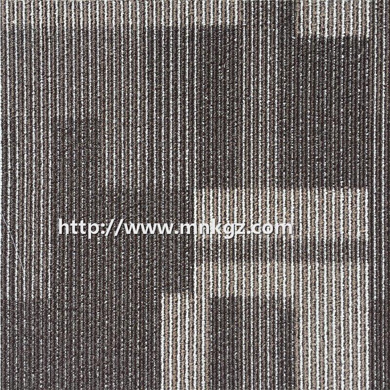 高质量尼龙方块毯满铺办公地毯