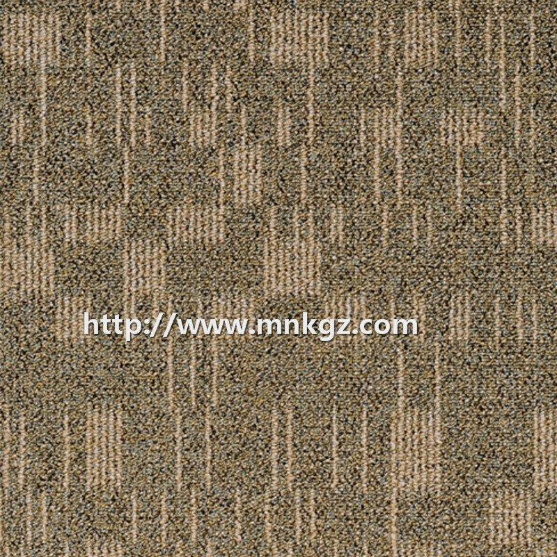 工程办公地毯100%尼龙过消防方块毯