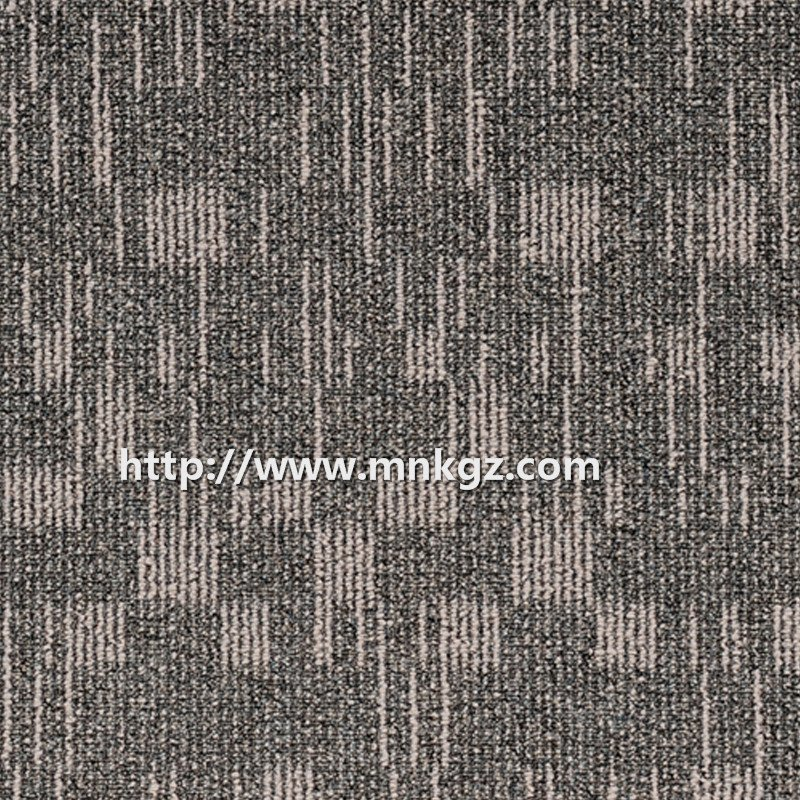满铺拼接地毯100%尼龙过消防方块毯