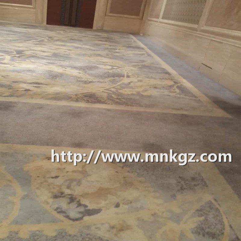酒店大堂满铺毯定制图案阿克明地毯
