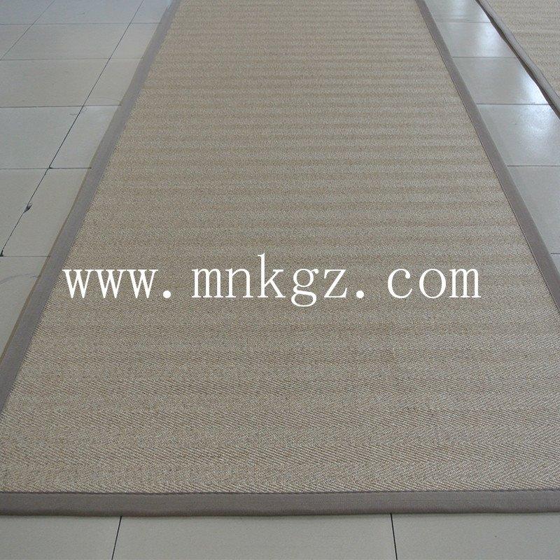 剑麻地毯   防滑防静电  吸隔静音  天然环保