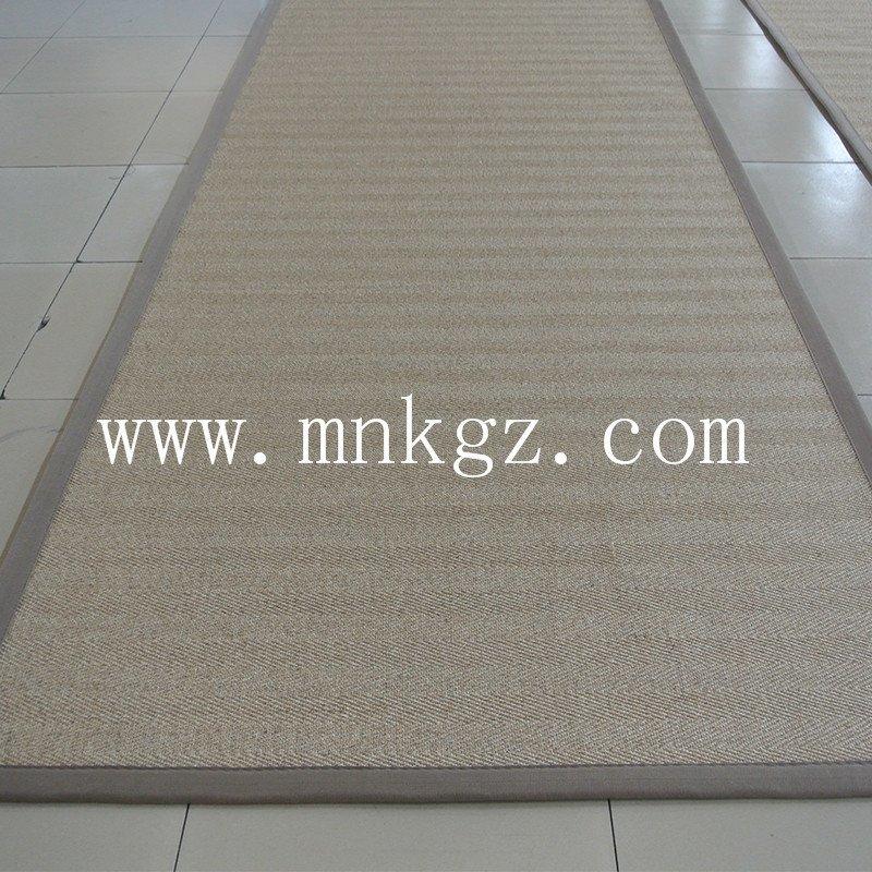 高档剑麻地毯   防滑防静电  吸隔静音  天然环保 可定制