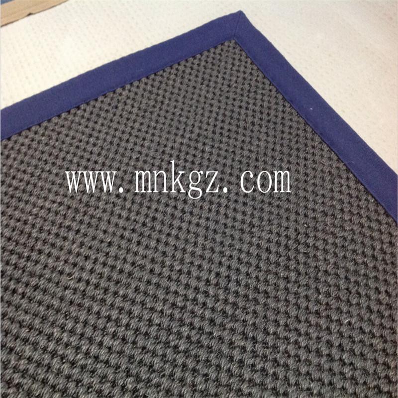 天然环保剑麻地毯 独特的手感 美观 简单实用