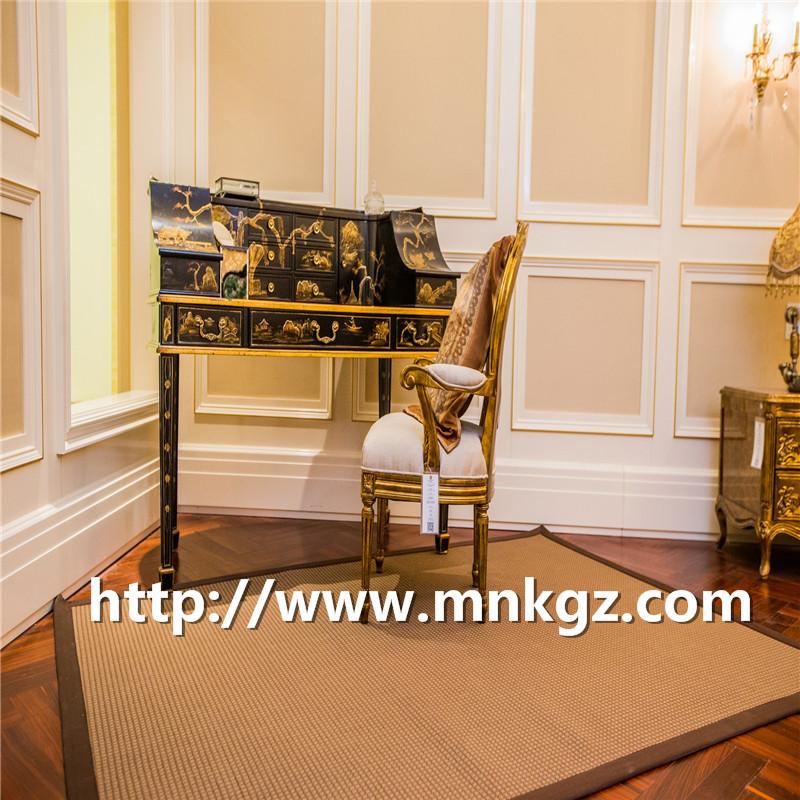 蓝科圣  机织簇绒简约地毯  走廊  楼梯  酒店  块毯 满铺均可