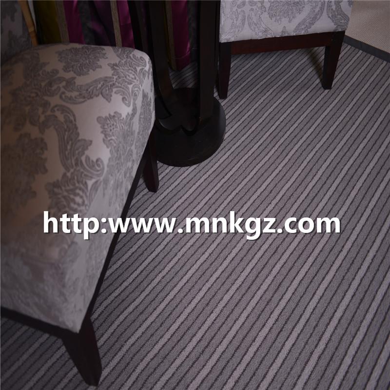 简约条纹家居装饰风格地毯高端定制家用毯