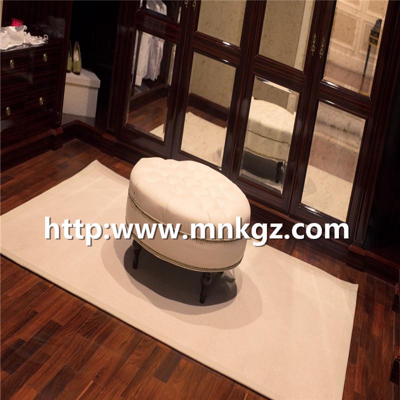 素色简约地毯高档家用地毯衣橱间块毯