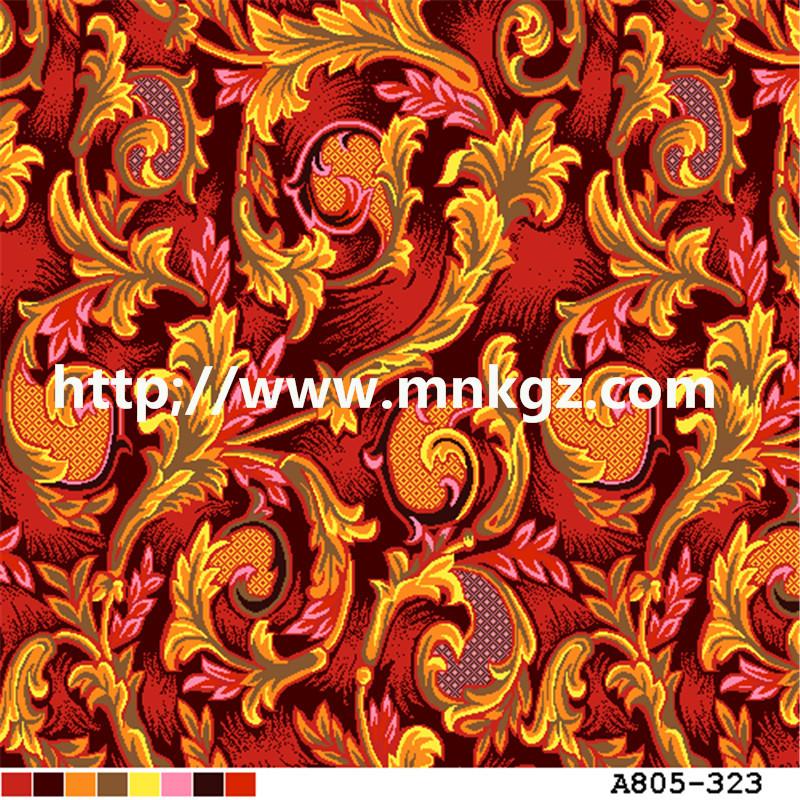 过消防阿克明地毯奢华风格地毯