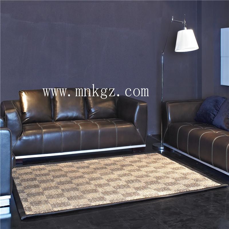 高端天然剑麻地毯  适用于客厅、卧室、书房等  可定制尺寸大小