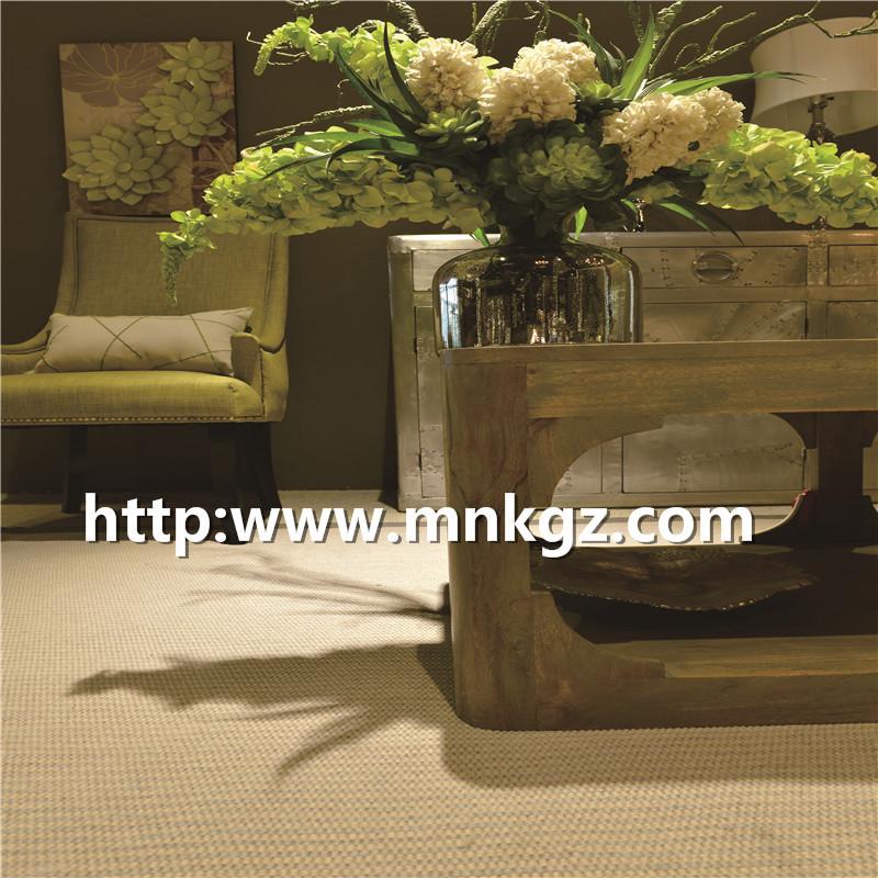 80%羊毛+20%尼龙威尔顿地毯条纹客厅地毯