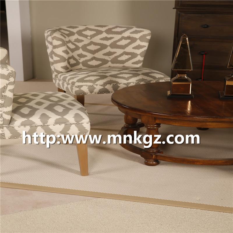 威尔顿条纹地毯简约家居毯