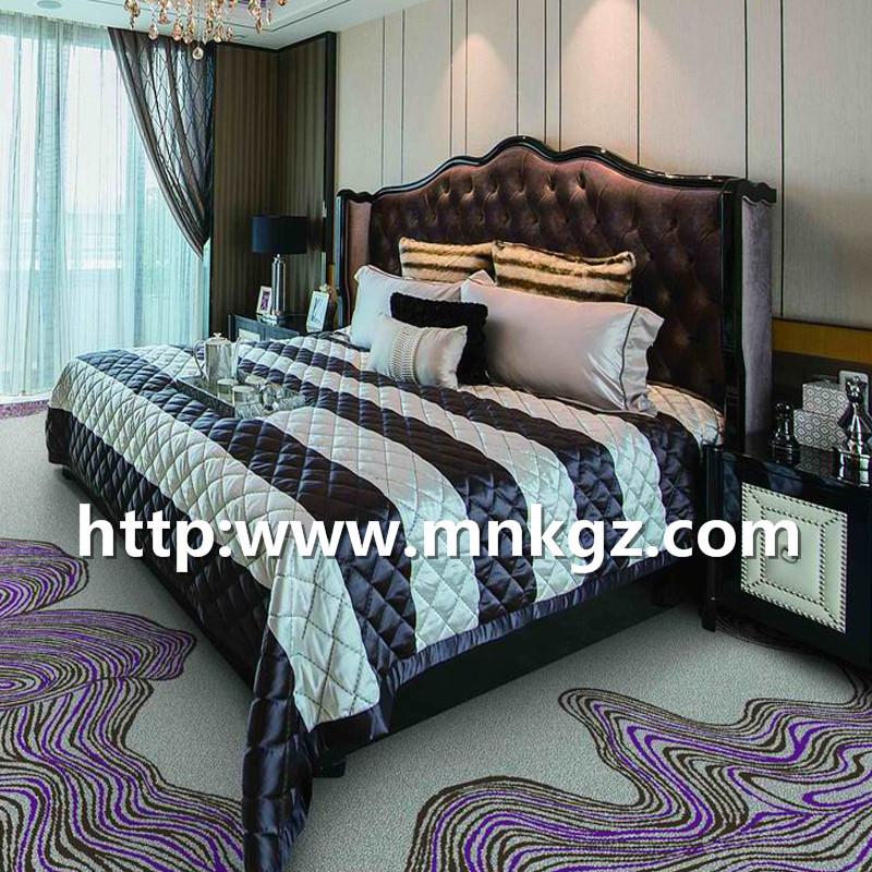 阿克明地毯满铺卧室地毯