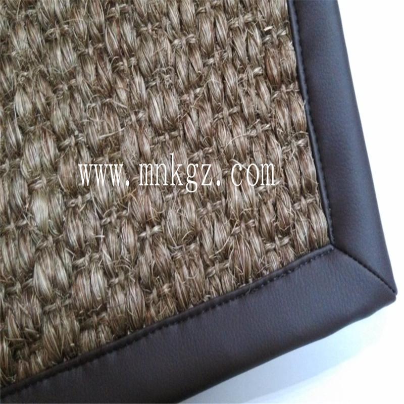 天然剑麻地毯 防潮防滑防静电  独特的手感设计  可定制