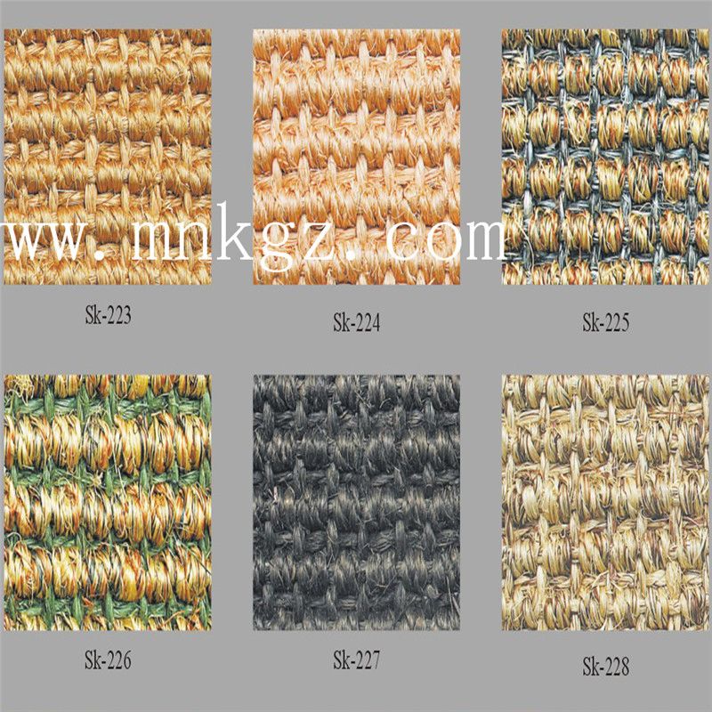 天然环保剑麻地毯  独特的手感设计  可定制尺寸