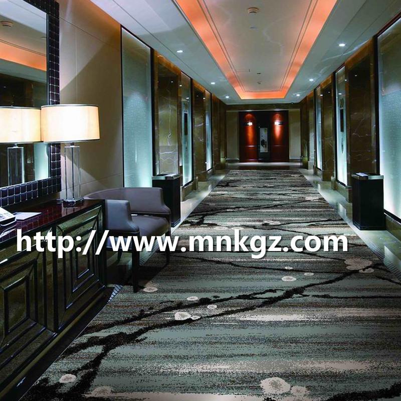 四星级酒店走廊毯定制图案阿克明地毯