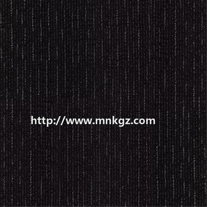黑色满铺地毯100%尼龙过消防办公区域方块毯