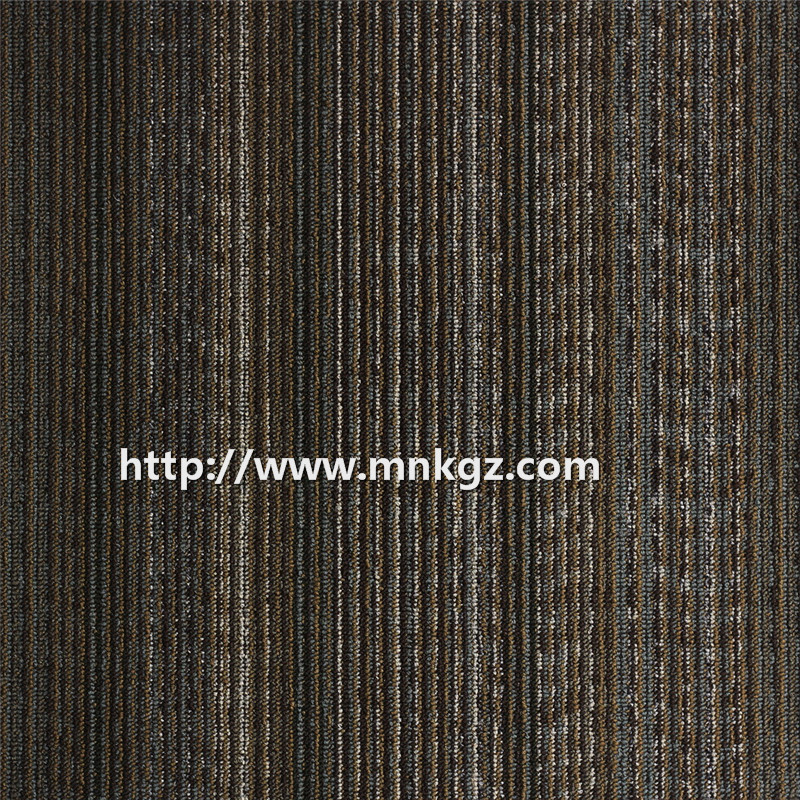 高档写字楼地毯500*500mm过消防地毯