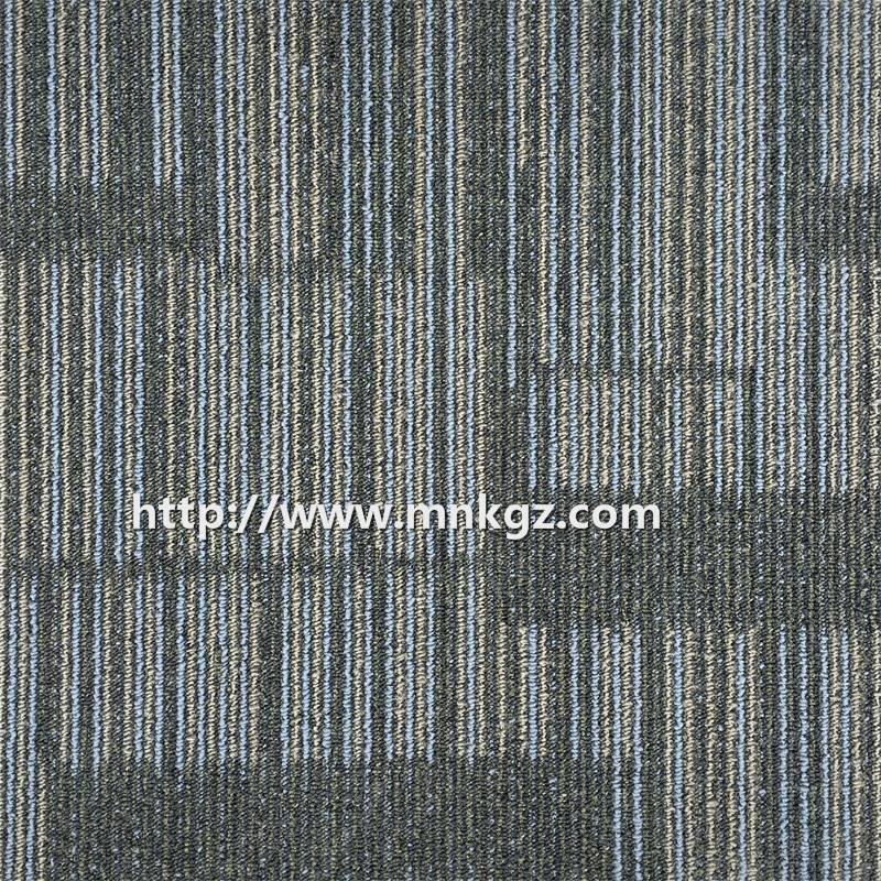 美雅居方块地毯满铺办公用毯
