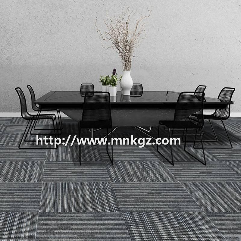 500*500mm 尼龙方块毯高端办公用毯