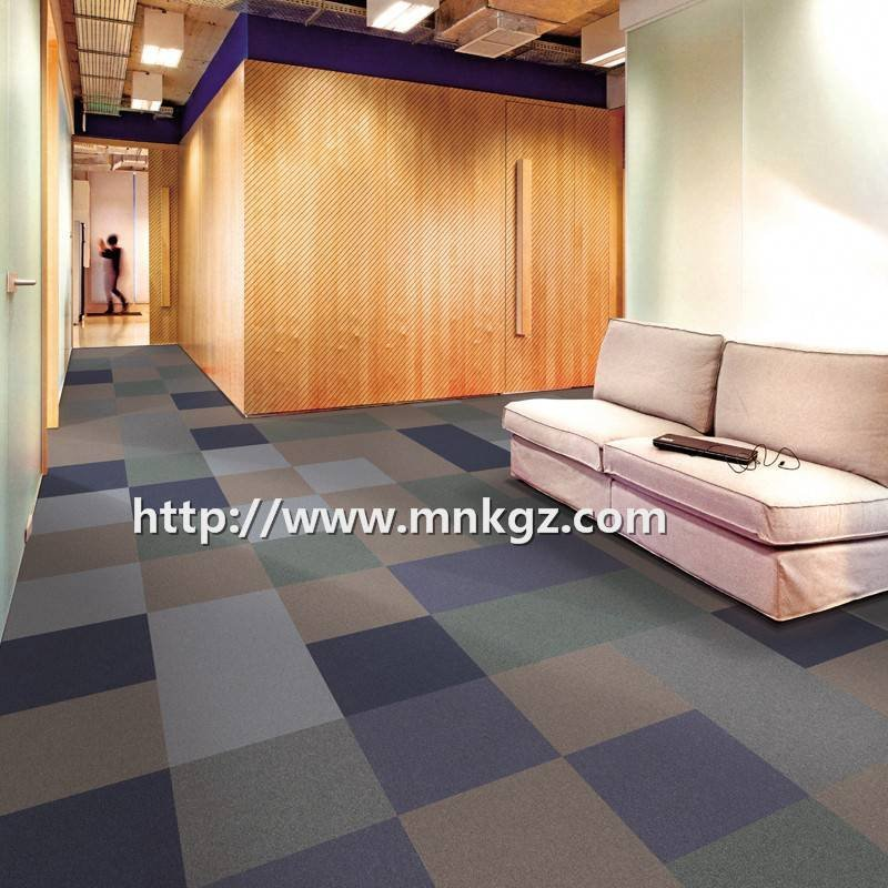 简约风格室内用毯花样拼接满铺毯
