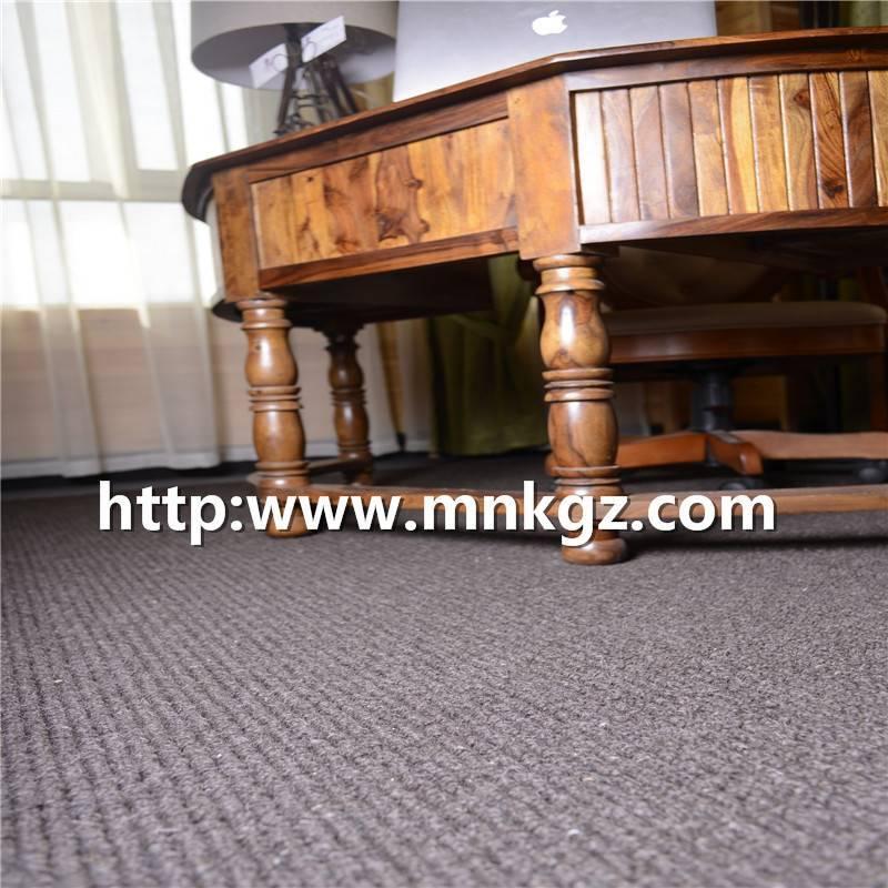 高端定制家居地毯北欧简约装饰风格满铺地毯