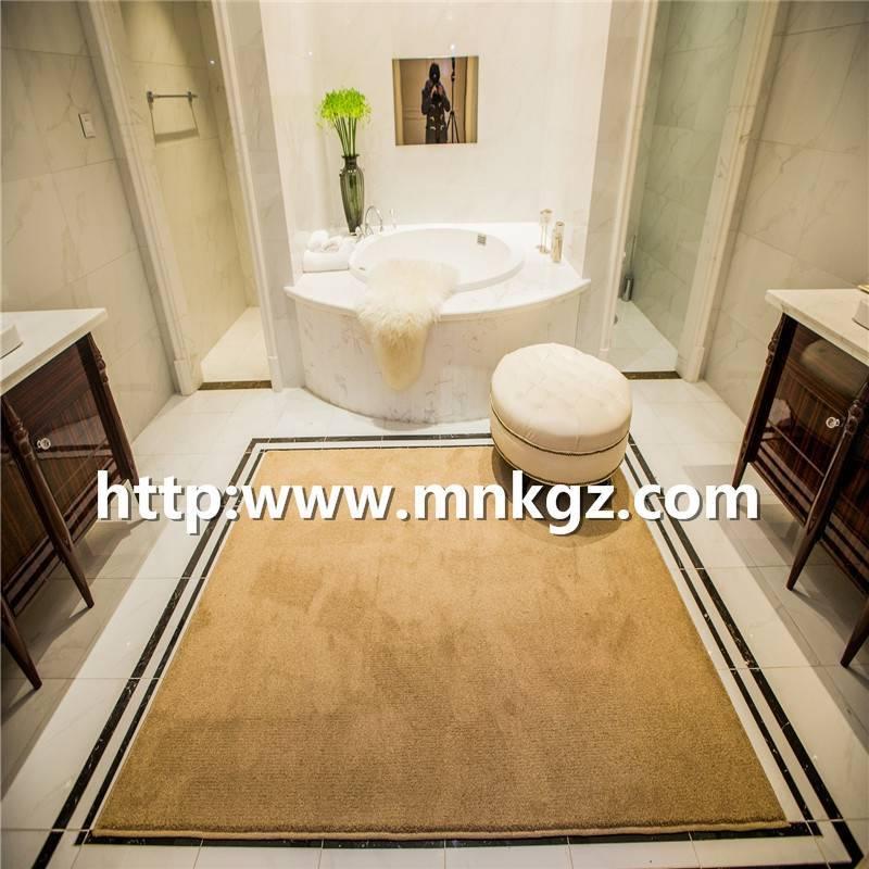 1700g丙纶簇绒地毯高密度家用毯