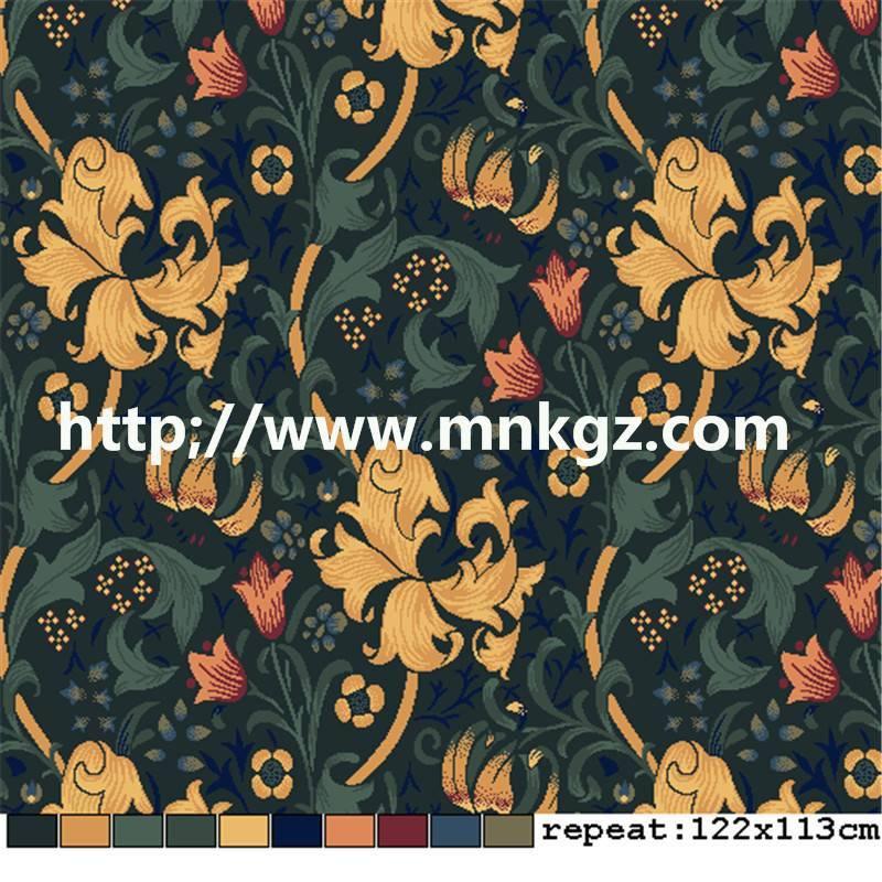 多款定制风格地毯阿克明满铺毯