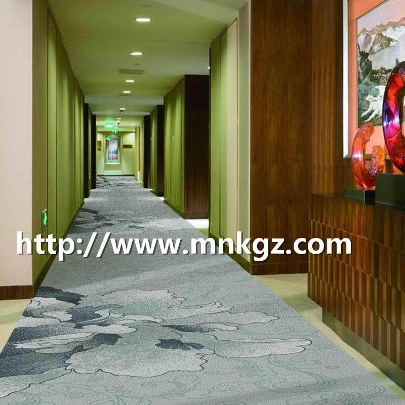高档餐厅走廊地毯阿克明定制地毯