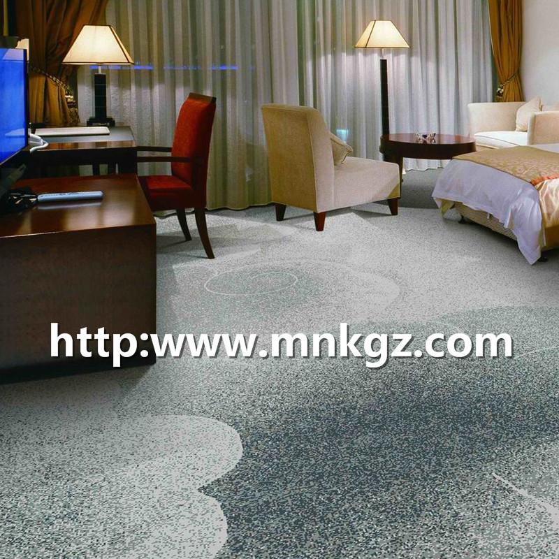 现代风格卧室地毯阿克明满铺毯