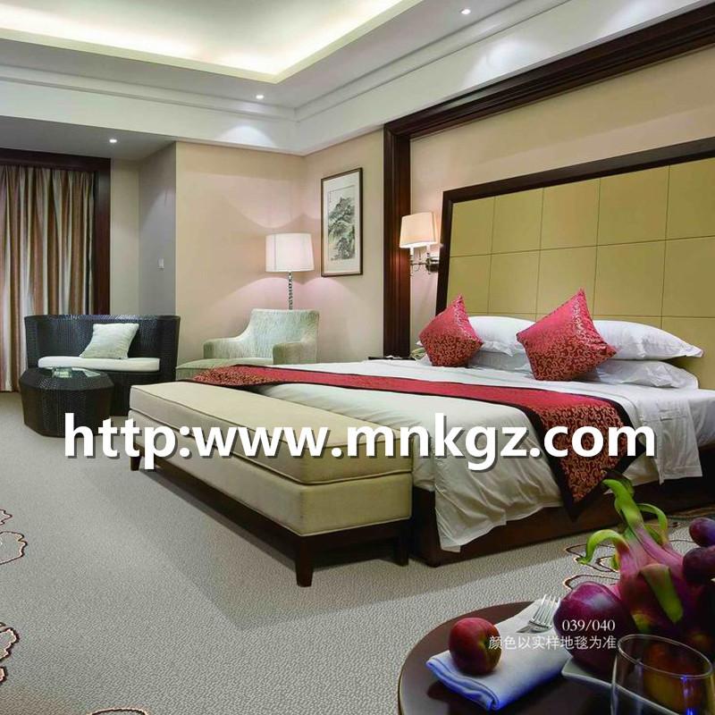 素色阿克明地毯满铺卧室地毯
