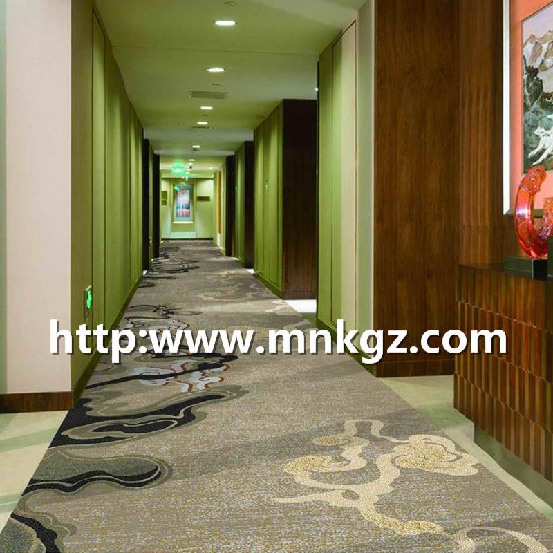 酒店走廊地毯阿克明满铺毯