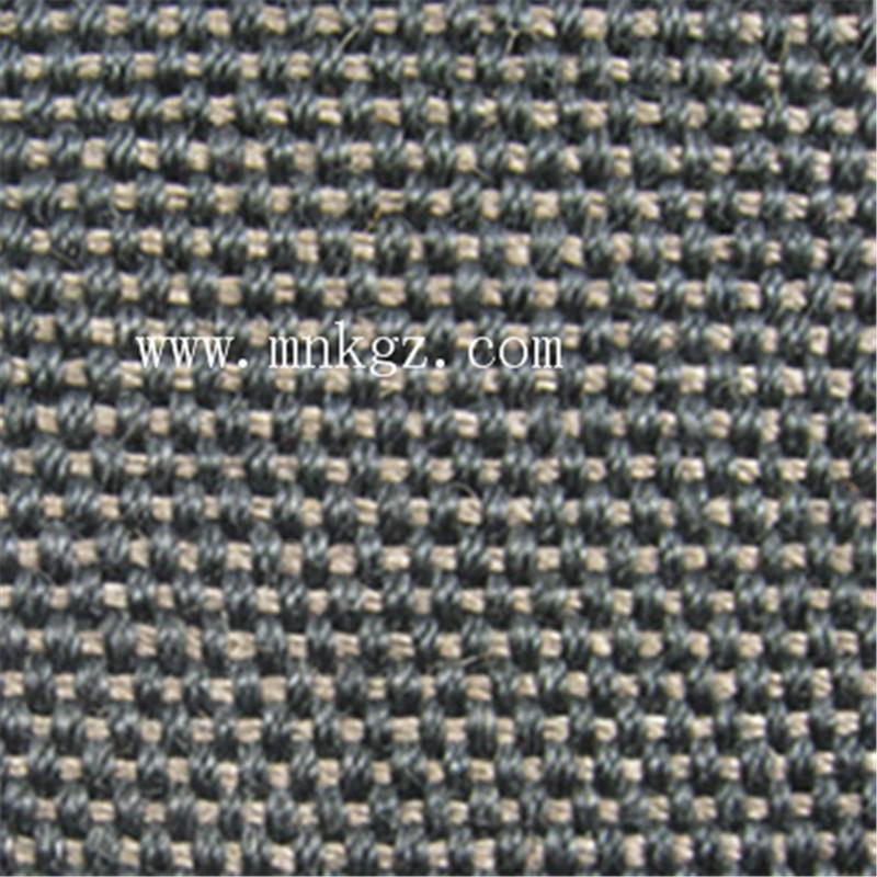 天然高档剑麻地毯 ,防滑防尘防静电,可定制