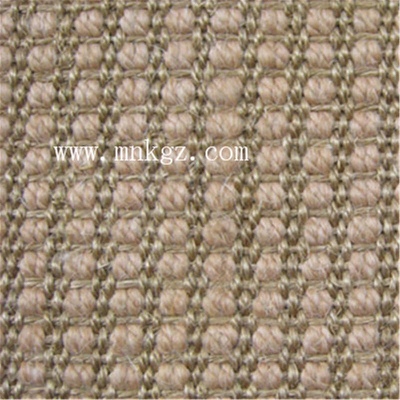 天然高档剑麻地毯 独特的手感设计  防滑防尘防静电 可定制尺寸