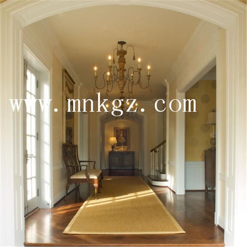 高档天然剑麻地毯,防尘防污防静电,可按尺寸定制
