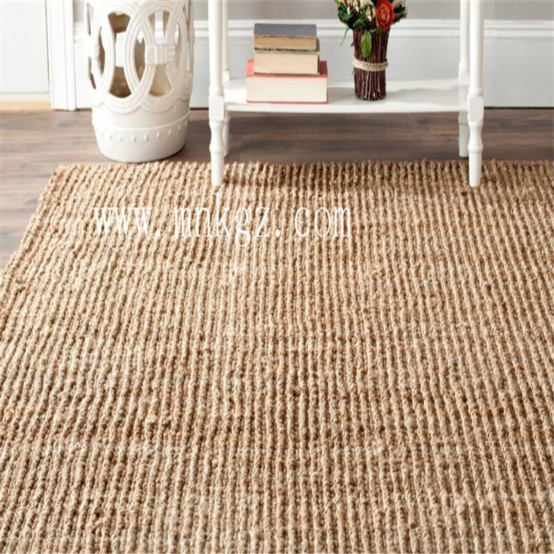 高档天然剑麻地毯,独特的手感设计,可定制
